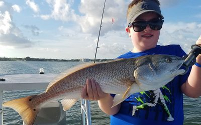 July rainfall's effect on Clearwater fishing